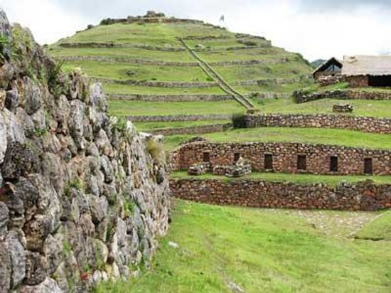 Andahuaylas, Peru: The Great Pyramid of Sondor