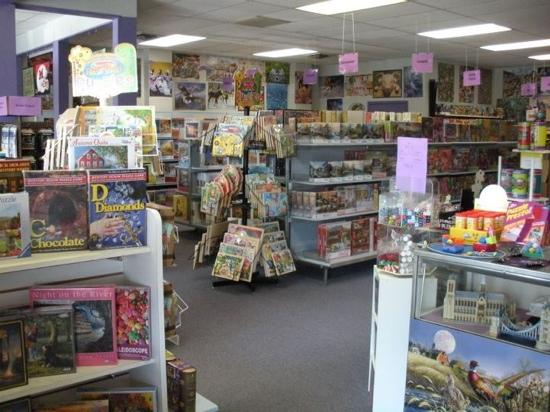 Puzzles Plus: So much to choose from.