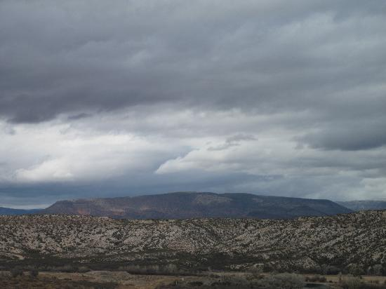 Tuzigoot National Monument: I can see for miles and miles