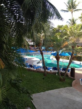 Hacienda Buenaventura Hotel & Mexican Charm All Inclusive: View from our room