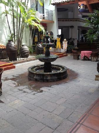 Hacienda Buenaventura Hotel & Mexican Charm All Inclusive: Hotel lobby