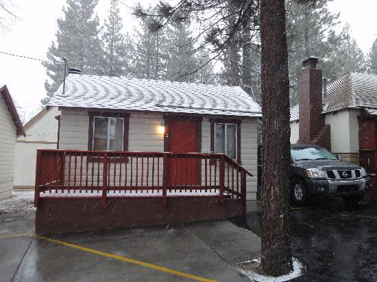 Timberline Lodge : Studio Cabin 12