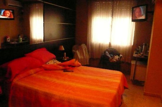 Hotel Iberia: Habitación 7