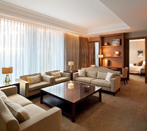 The St. Regis Osaka: Executive Suite