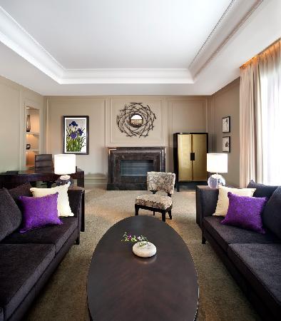 The St. Regis Osaka : Hanashobu Suite