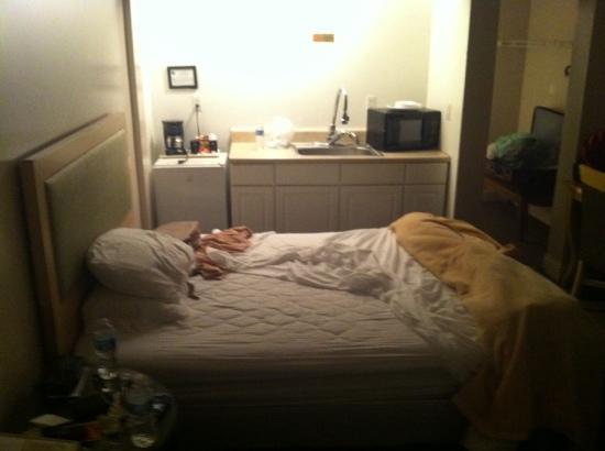 Beach Place Hotel: Zimmer mit Küchenzeile