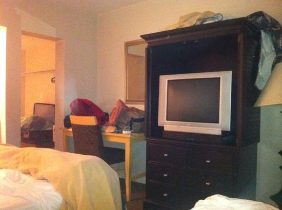 Beach Place Hotel: Zimmer