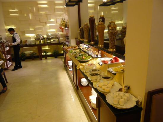 Essence Hanoi Hotel & Spa : Essence breakfast
