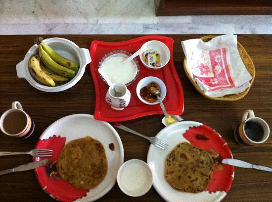 Palmstay: Breakfast