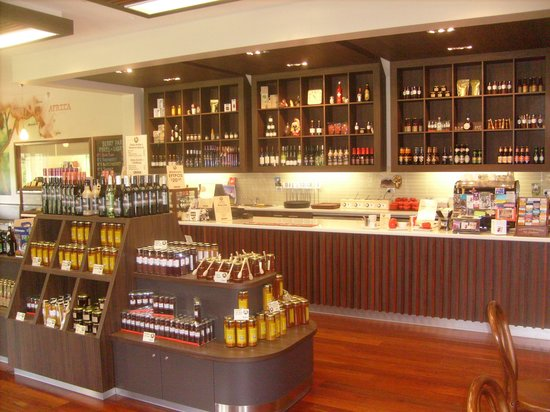 Denmark Chocolate Company: Inside
