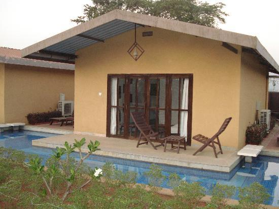 Treasure Island Resorts : The Lagoon villa