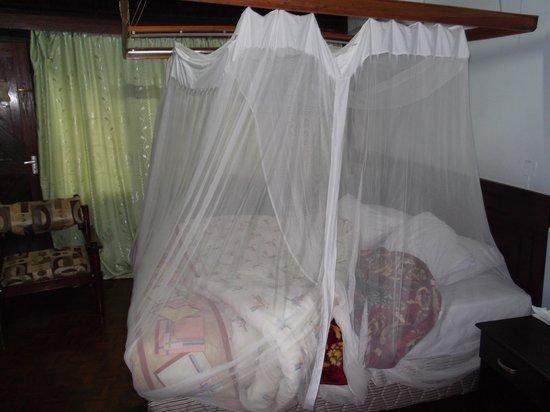 Morogoro Hotel : Bedroom