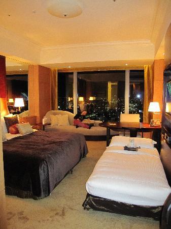 Shangri-La Hotel, Tokyo: お部屋