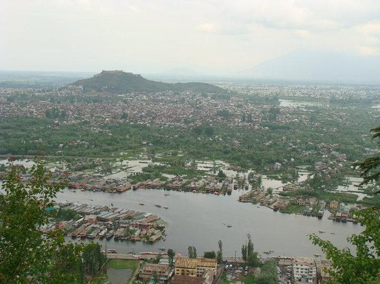 Shankaracharya Hill