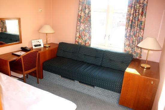 First Hotel Breiseth: Single room