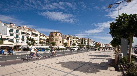 Costa Dorada, España: Se promener sur la Costa Daurada