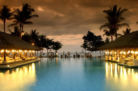 INTERCONTINENTAL Bali Resort: Main Pool