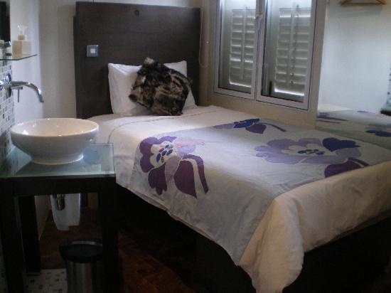 Hotel 1929: Superior Single Room