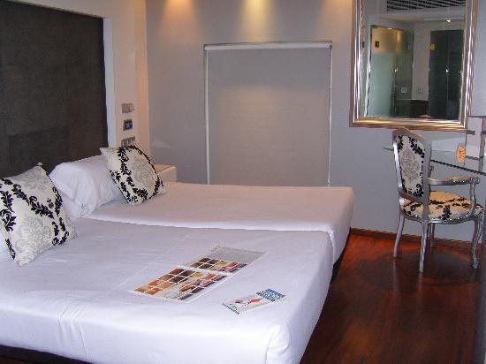 Hotel Regina: Habitación
