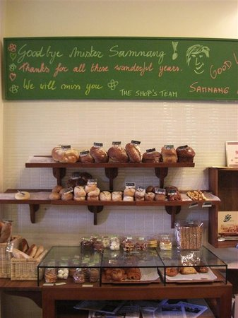 The Shop 240: Lovely looking bread