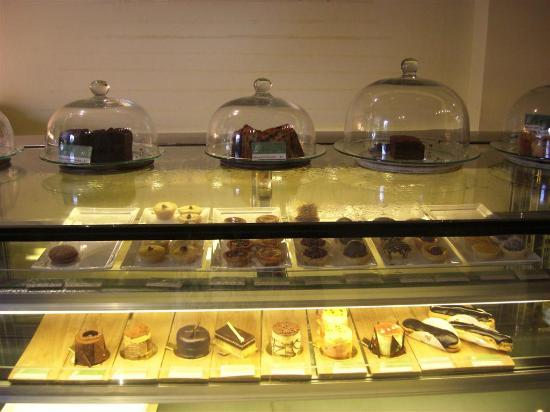 The Shop - Bakery, Cafe & Catering: Oh, how much I want to buy them all...