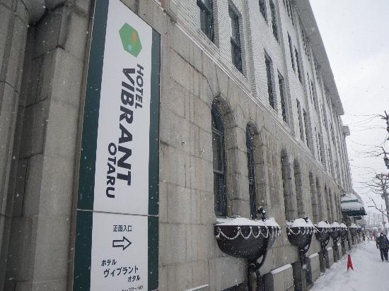 โฮเต็ล ไวบรานซ์ โอทารู: Hotel Vibrant Feb 2012