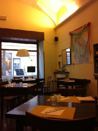 Osteria Pappa & Ciccia: inside view