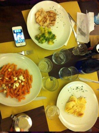 Osteria Pappa & Ciccia: eat
