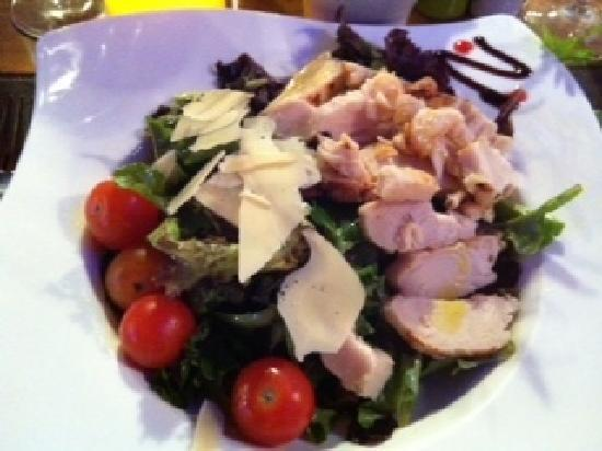 Limanaki Restaurant : Roasted Chicken Salad