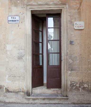 B&B Palazzo Gorgoni: ingresso B&B