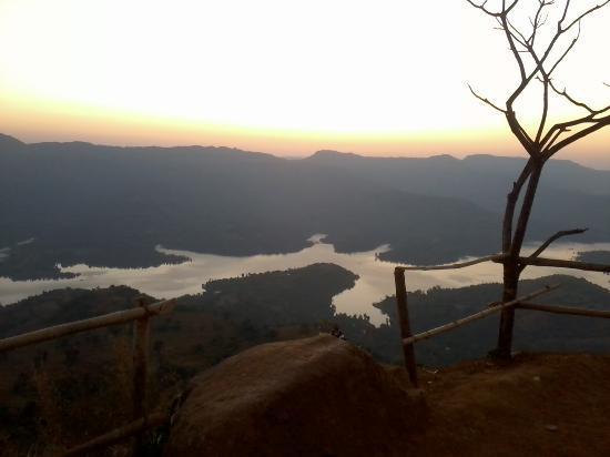 Mahabaleshwar Hill Station: From top