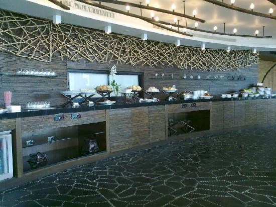 Centara Grand Mirage Beach Resort: Club lounge