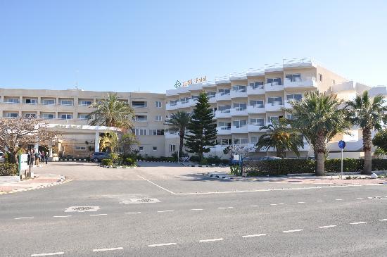 Aloe Hotel: Hotelanlage