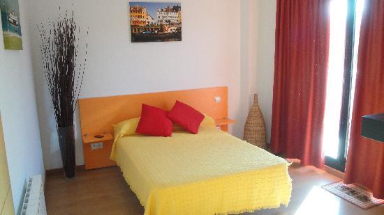 El Astillero, España: Dormitorio principal del Apartamento