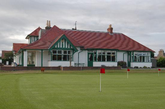 Scotscraig Golf Club: One of the oldest clubhouses in the World