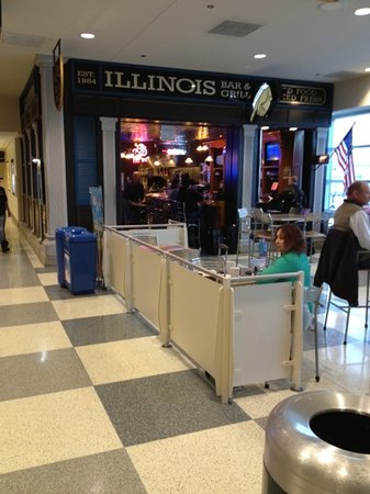 Illinois Bar and Grill On 47th