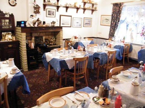 Knighton Lodge: dinning room