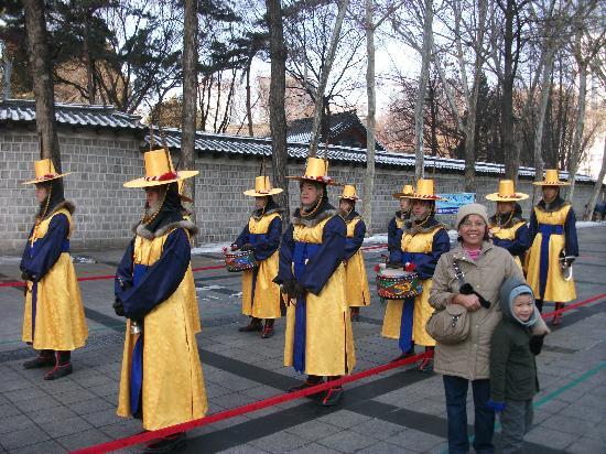 Namsan Guesthouse 2 : amazing korea