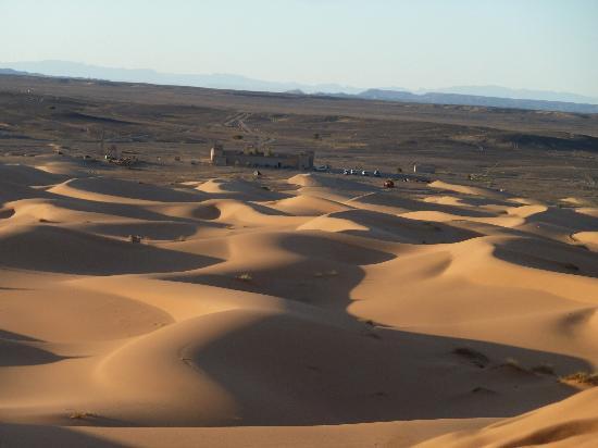 Auberge Kasbah Leila: Aperçu du paysage.....