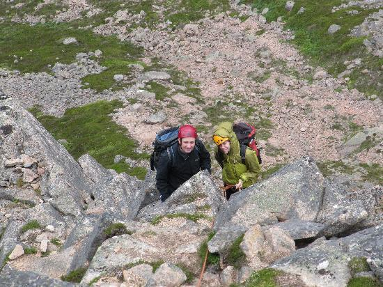 Cairngorm Adventure Guides: Rock Climbing, Cairngorms