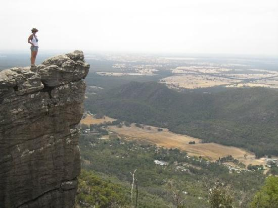 Halls Gap, ออสเตรเลีย: Grampians National park