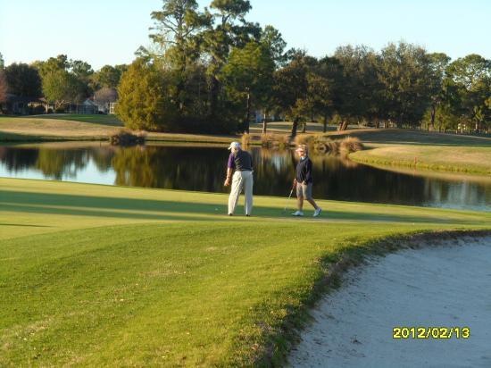 Silverthorn Golf & Country Club: Hole #9