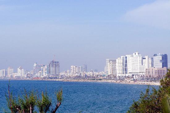 Galileo Hotel: Tel Aviv from Jaffa