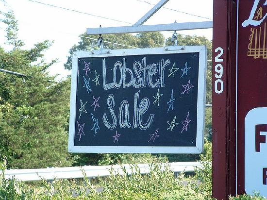 The Lobster Trap Fish Market and Restaurant : Lobster Trap