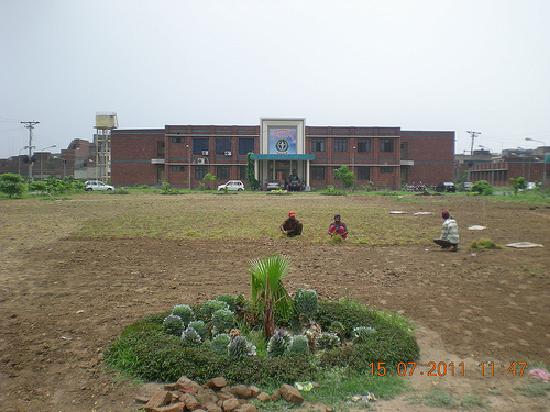 Gujranwala Medical College.