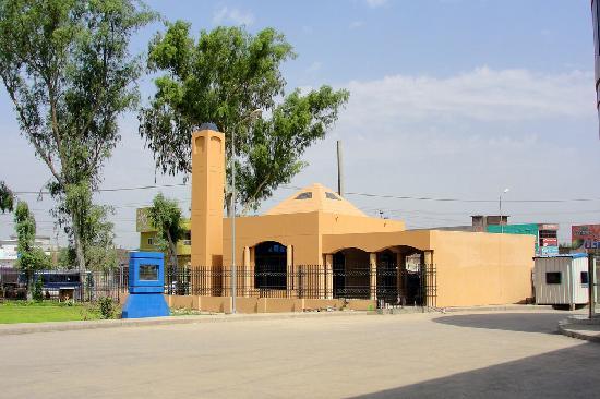 Gujranwala, Pakistan: GTDMC Nosque.
