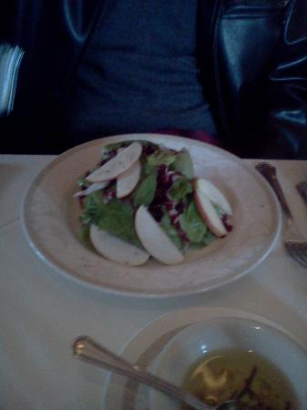 Il Pomodoro: salad