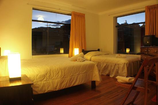 Che Lagarto Hostel Cusco: Private Room