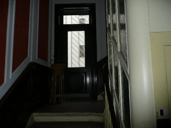 Bed & Breakfast BONVIE: B&B Bonvie stairwell