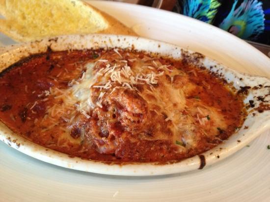 Bistro Rialto: lasagna